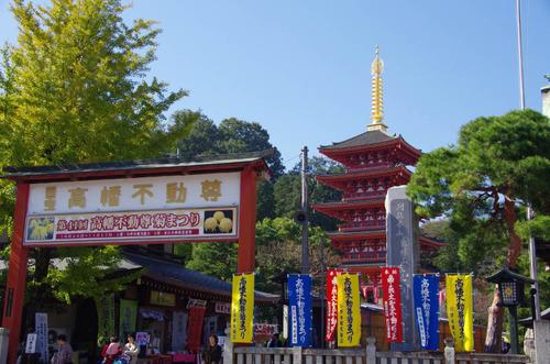 高幡不動尊201110-1