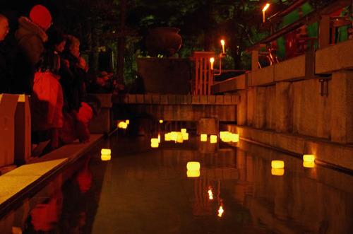 高幡不動尊万燈会201211-4