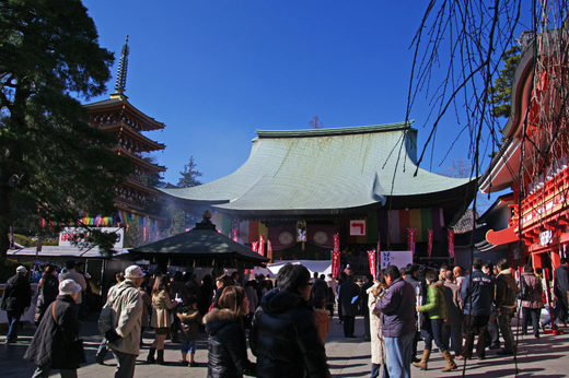 高幡不動尊20100109-4