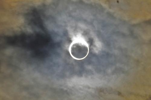 金環日食-4