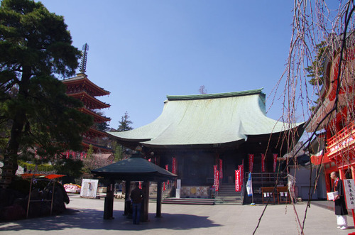 高幡不動尊201103-2