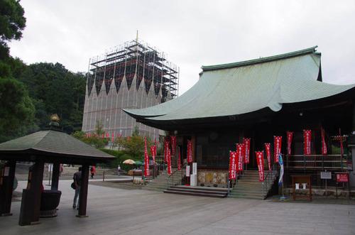 高幡不動尊201109-1