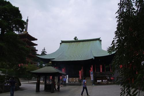 高幡不動尊20100814-9